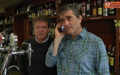 Este jueves Juan Luis Cano, Guillermo Fesser y ¿Spielberg?