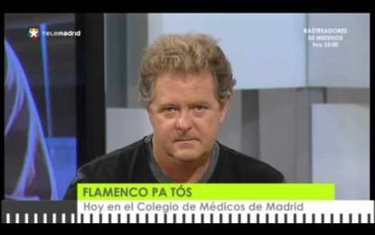 Juan Luis habla del Flamenco Pa Tós, de la Fundación Gomaespuma y de belleza