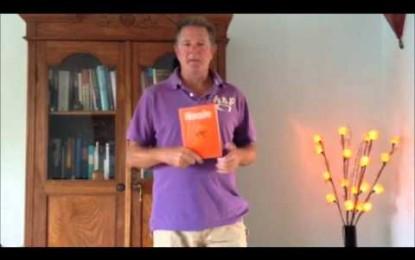 Juan Luis os presenta su libro