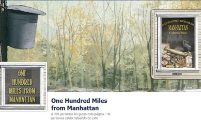 One Hundred Miles from Manhattan ya tiene página en Facebook