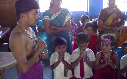 En funcionamiento la escuela construida por la Fundación Gomaespuma en Sri Lanka gracias a 24 Horas Ford