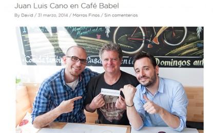 Entrevista a Juan Luis «Con el Morro Fino»