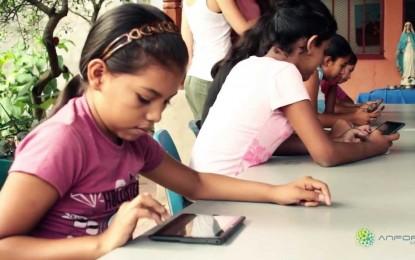 Tecnología para transformar la realidad de niños sin recursos