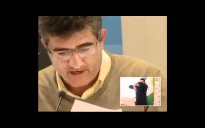 Anizeto leído por Guillermo e interpretado con lenguaje de signos