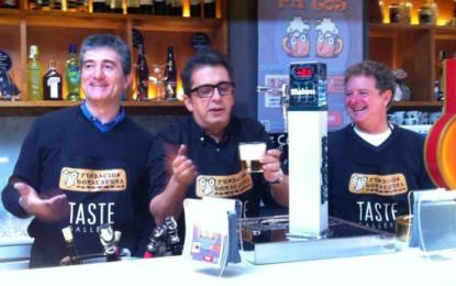 Cerveza Pa Tós en Barcelona el miércoles 28 de mayo