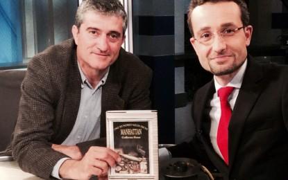 Guillermo Fesser entrevistado en la televisión americana