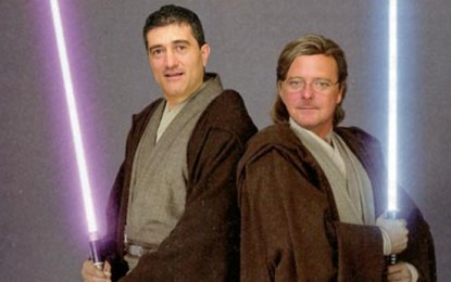 También nosotros celebramos el aniversario de Star Wars