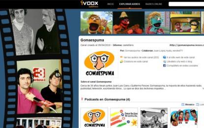Estrenamos Podcast de Gomaespuma en iVoox