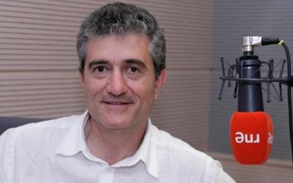 Guillermo Fesser en Juego de Espejos RNE