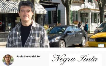 Conoce un poco más a Guillermo Fesser en Negra Tinta
