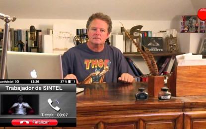 Videoblog: Una de espías