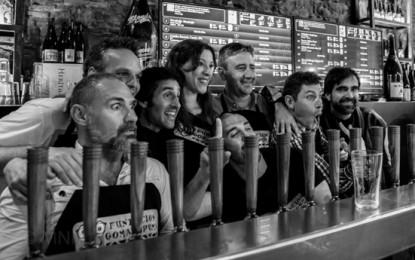 Camareros solidarios en acción, vídeo del Cerveza Pa Tós 2
