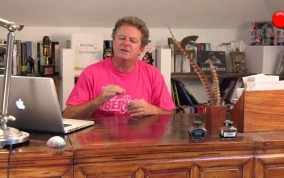 Videoblog: El escroto del león