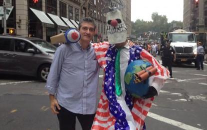 Guillermo en NY: «Qué susto más grande prefiero la mueeerte»