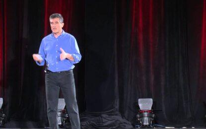 Guillermo Fesser, 100 Miles From Manhattan, charla TEDx Hudson