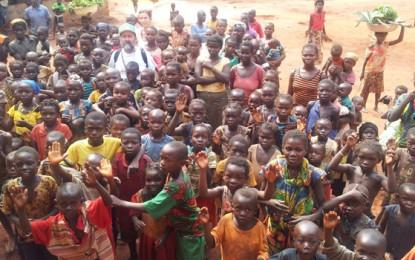 Singuila Mingui, o cómo sobrevivir en la República Centroafricana
