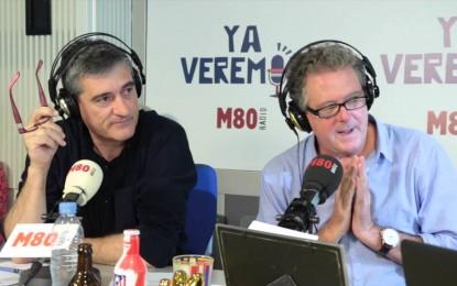 Gomaespuma & Ya Veremos, juntos en M80 Radio